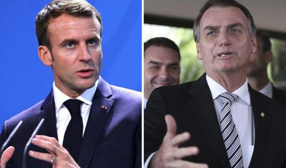 Macron: G7-a, 22 milionë dollarë për zjarret në Amazonë, refuzon Bolsonaro