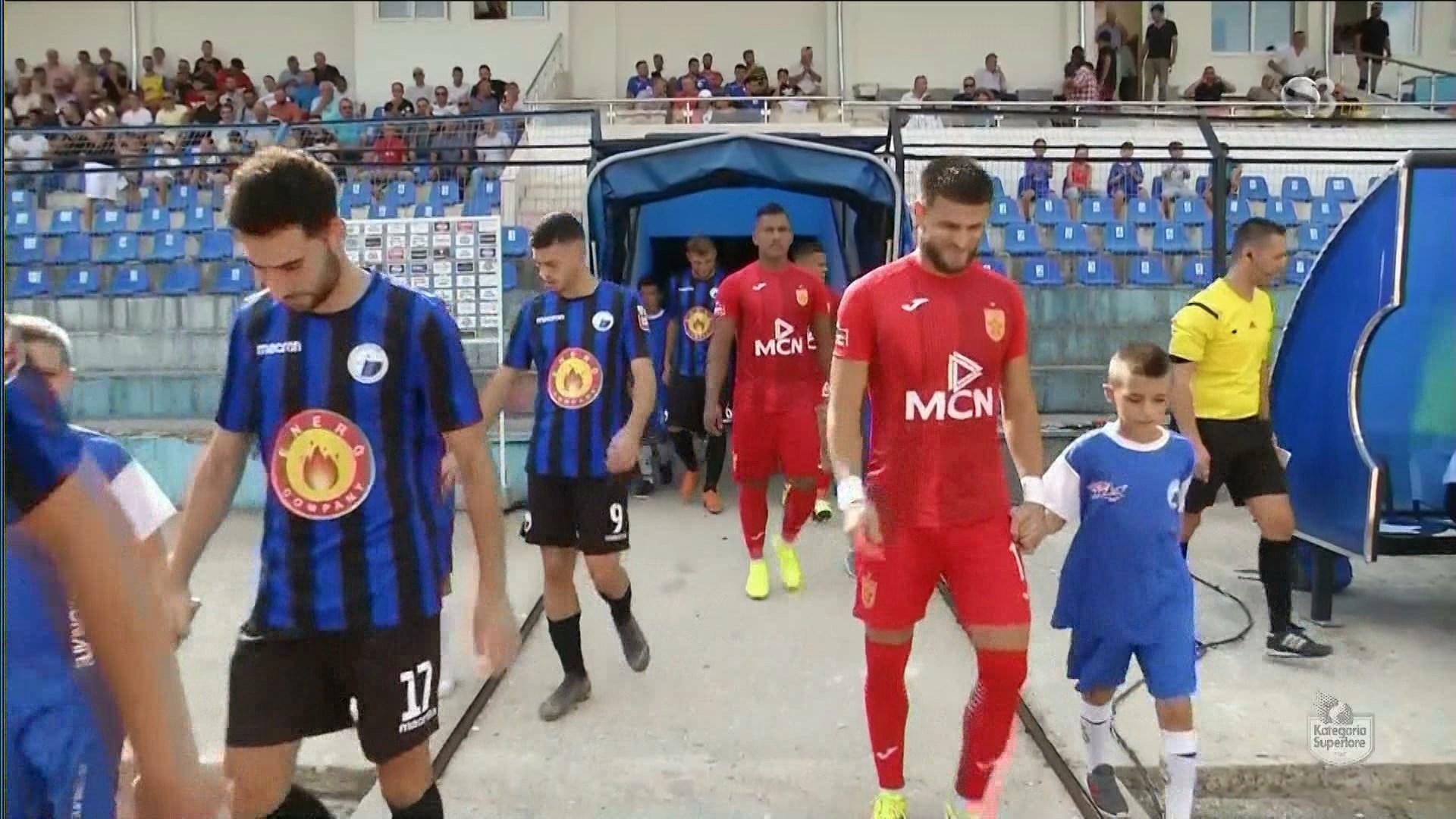 Partizani, fitorja e parë në Superligë, 2-1 në fushë të Luftëtarit