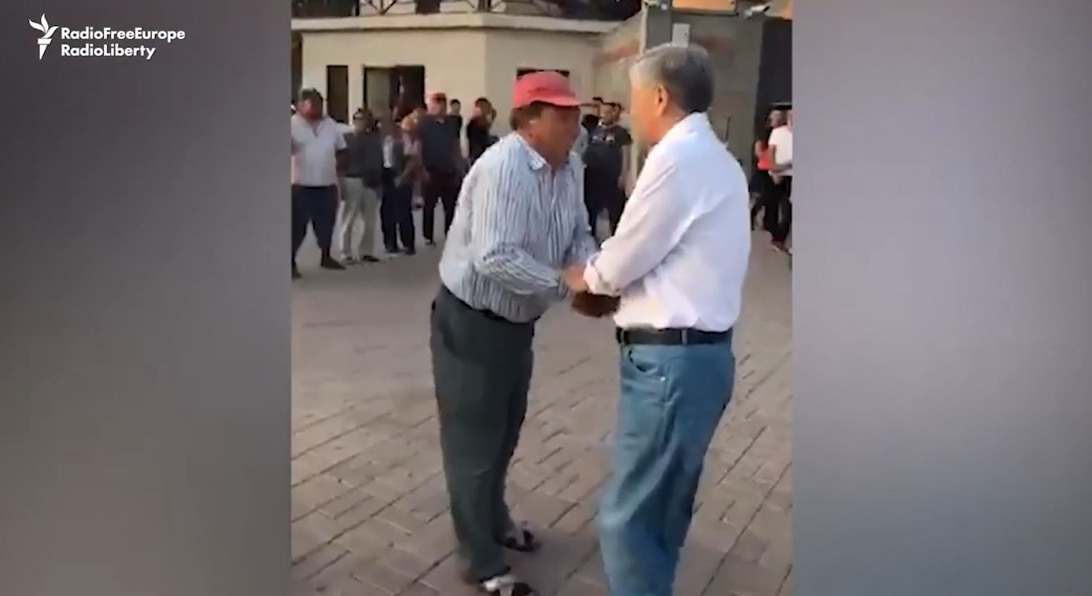 Arrestoeht ish-presidenti i Kirgistanit