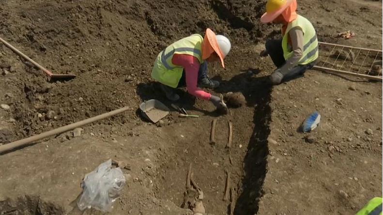 Zbulohet granatë luftarake në Parkun Arkeologjik