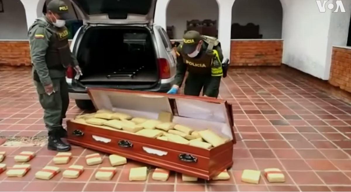 Zbulimi i pazakontë, kapen 300 kg drogë brenda në arkivole