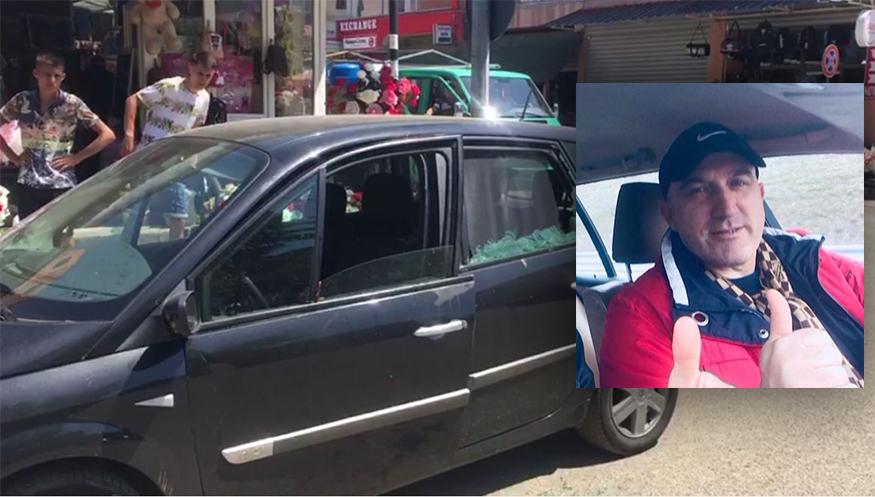 Kamerat e sigurisë zbulojnë dy atentatorët e Armando Gjinit