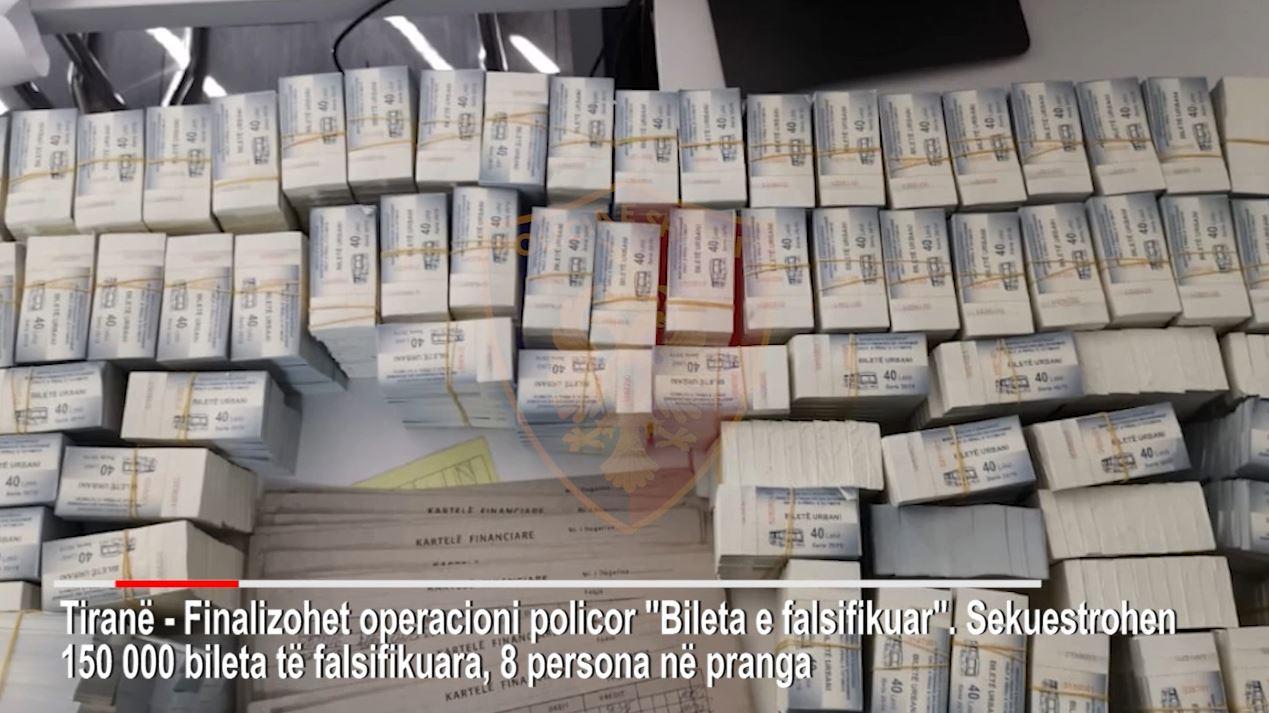 Biletat e urbanit false, të arrestuarit dalin para gjykatës për masën e sigurisë