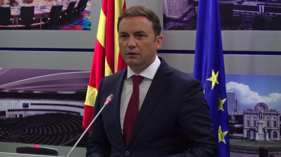"""""""Zhvatja"""", zv/kryeministri i Maqedonisë së Veriut apel partive politike"""