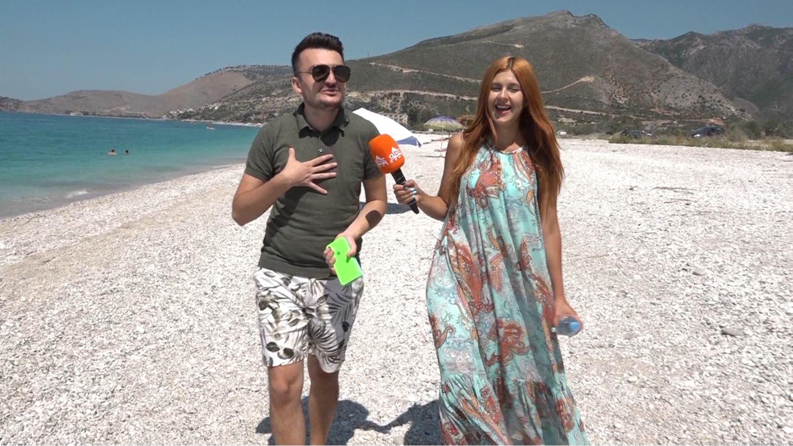 Në Borsh me Eraldo Rexhon, gazetari zbulon martesën VIP!