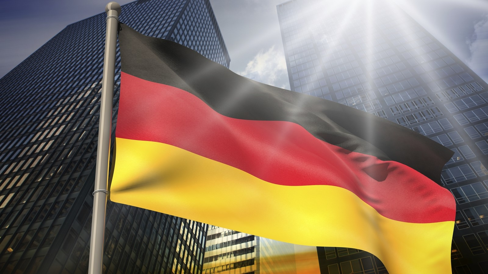 Tkurret ekonomia gjermane, rënie në tremujorin e dytë të vitit