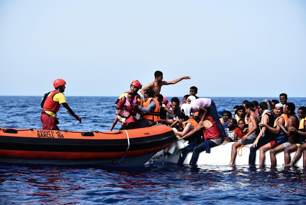 Spanja ofron një port të saj për emigrantët e bllokuar në Itali