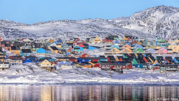Disa fakte pёr Groenlandёn