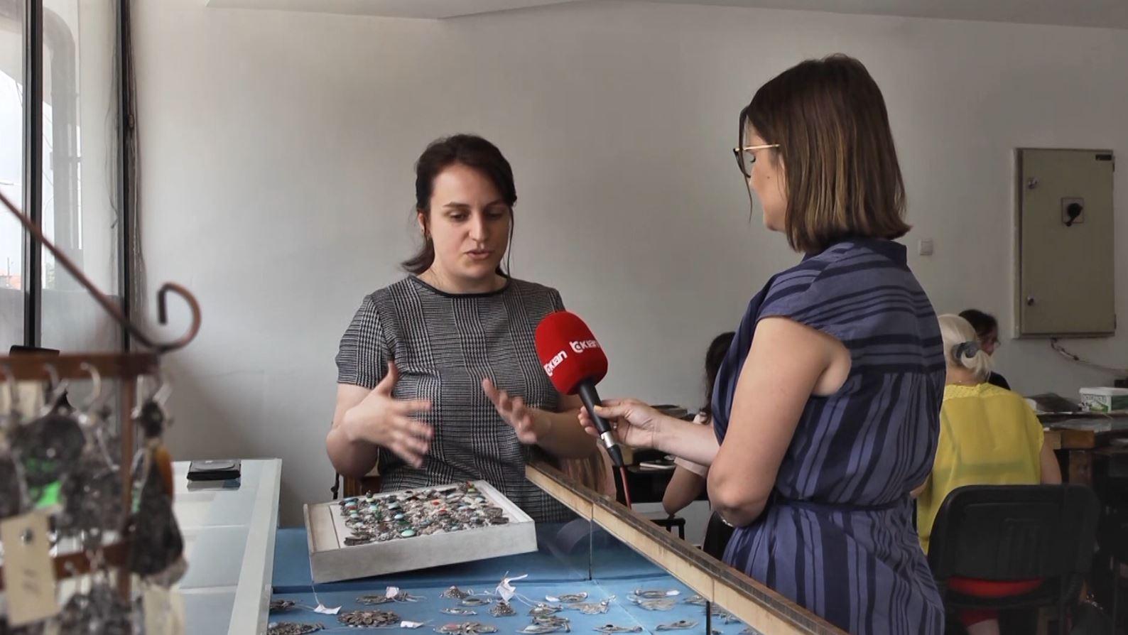 Prizreni, qyteti i Kosovës ku arti i filigranit mbijeton ende