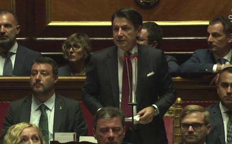 Conte jep dorëheqjen: Salvini ndoqi interesat e tij personale