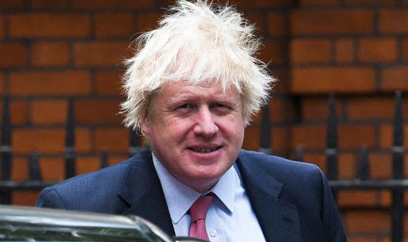 Apeli i Johnson ndaj BE-së: Hiqni dorë nga ideja e Irlandës