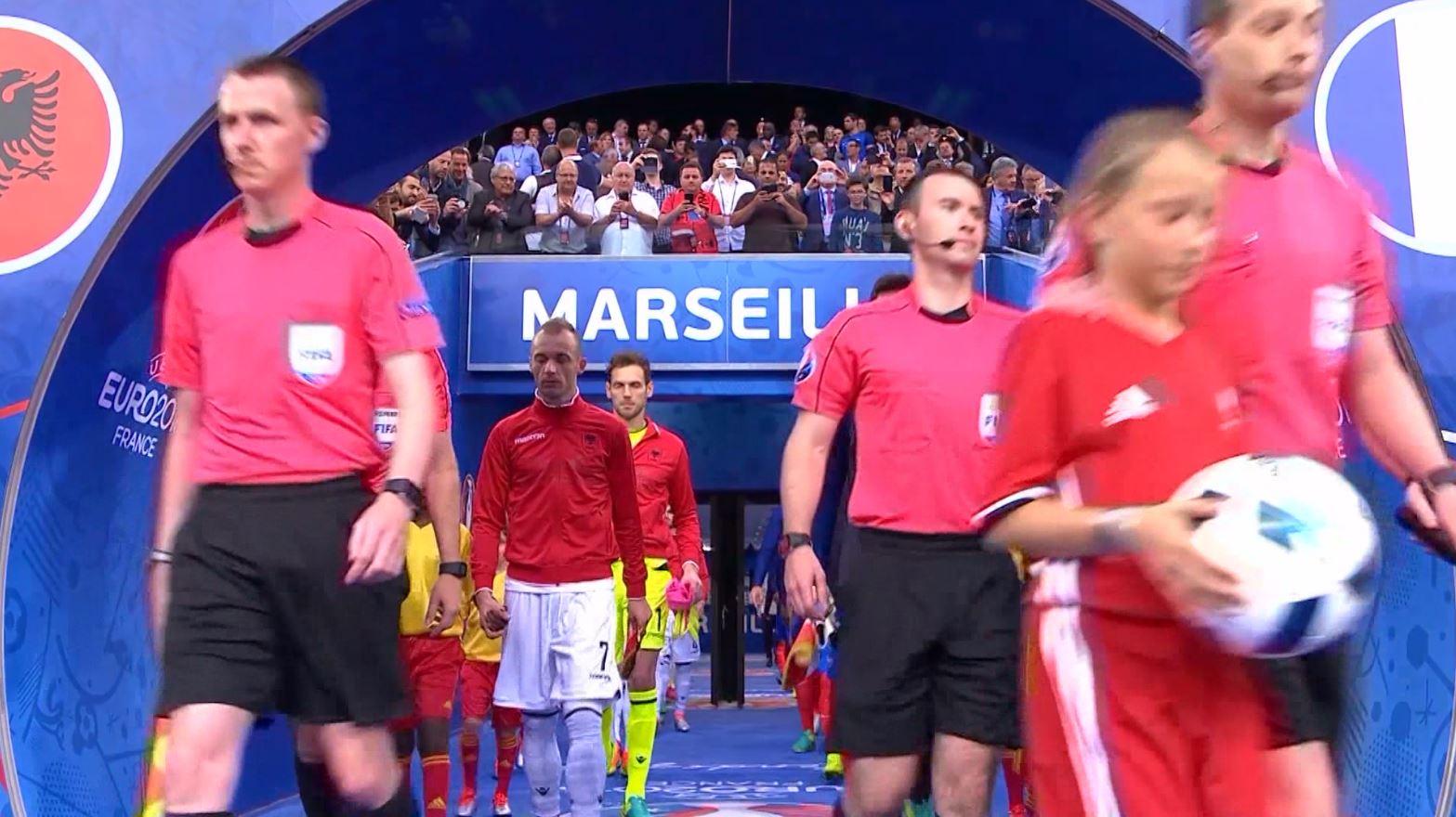 Shqipëria do shkojë me besim në Francë për EURO 2020