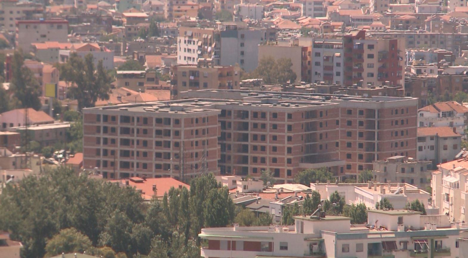 Ndërtimet e reja, INSTAT: Numri i lejeve u rrit kryeson Tirana