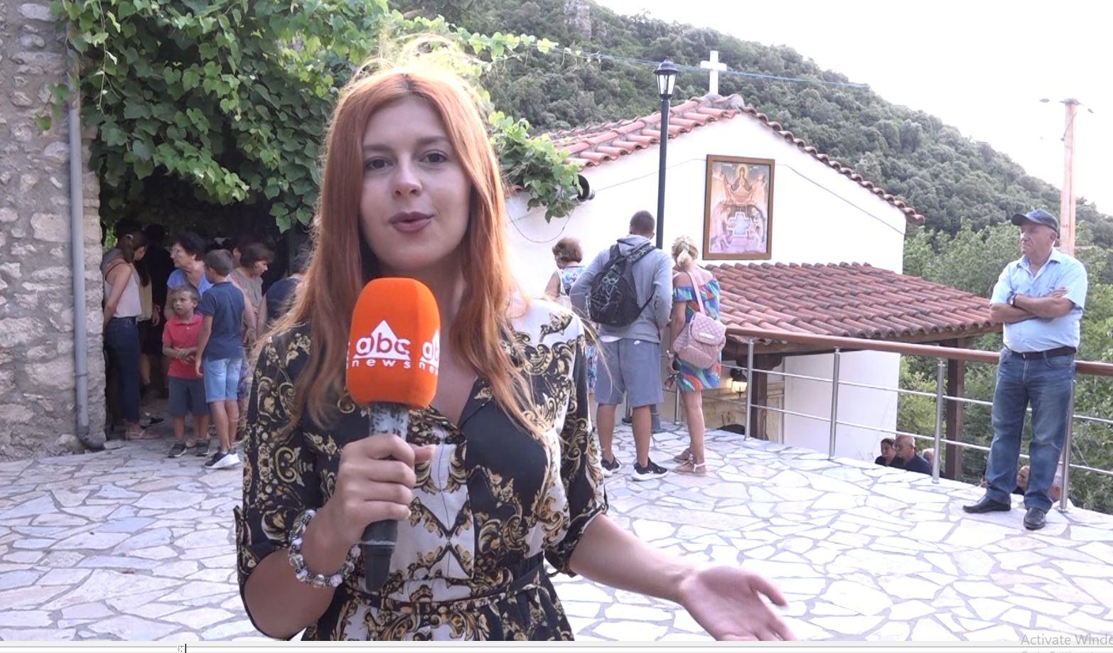 Festa e Shën Mërisë bashkon shqiptarët nga e gjithë bota në manastirin e Dhërmiut