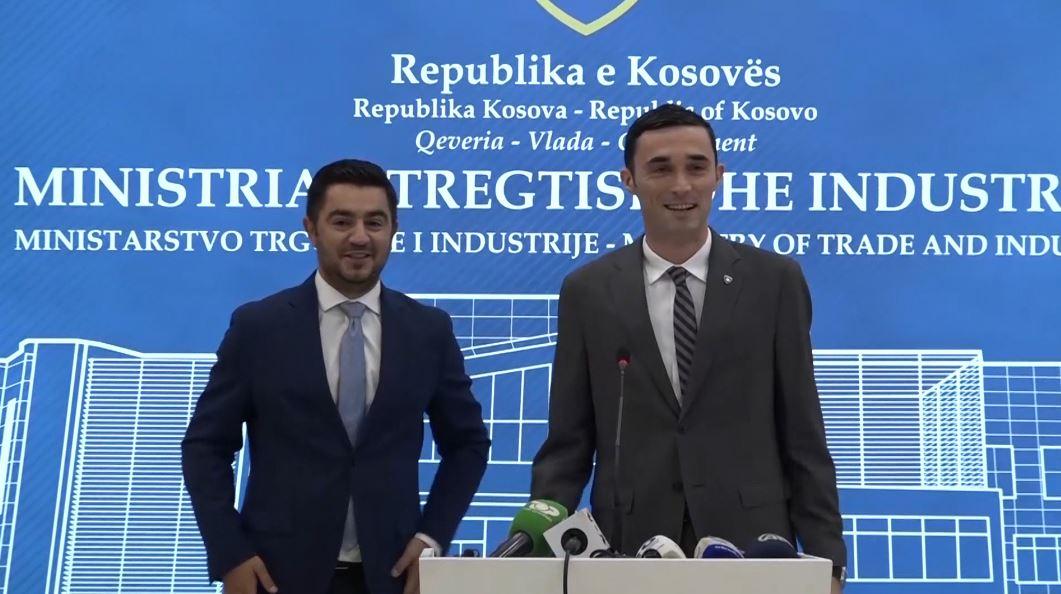 Në fundjavë vendoset për heqjen e barrierave tregtare mes Kosovës dhe Maqedonisë