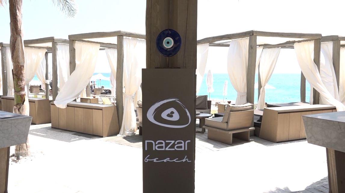 Nazar, plazhi i njerëzve me shpirt të lirë (Video)