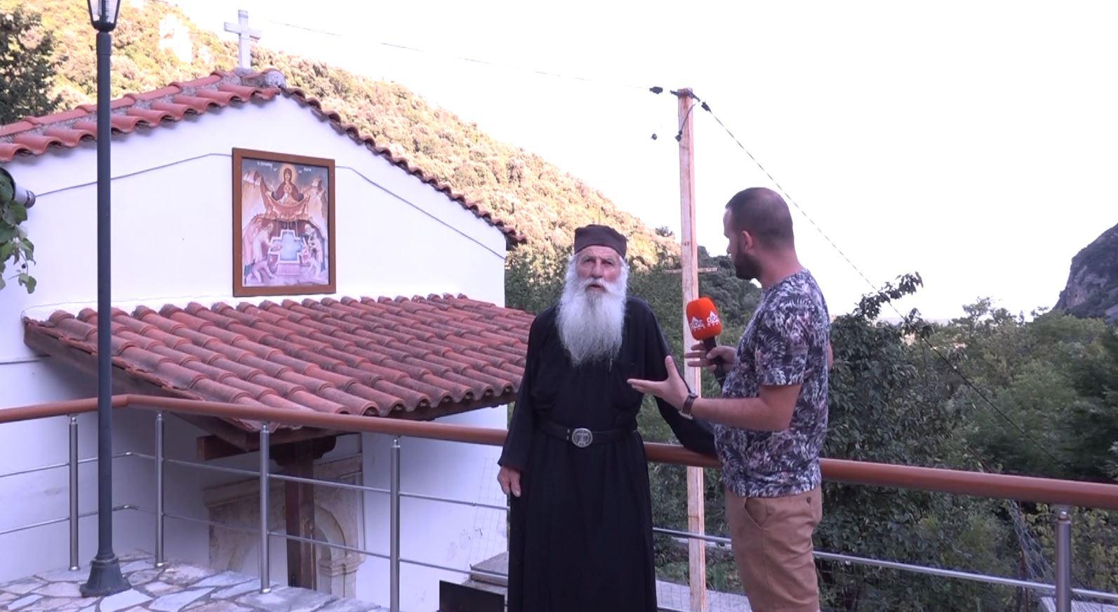Nga mekanik në murg, njihuni me Pater Ksenofonin e Manastirit të Shën Mërisë
