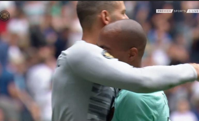 Inter fiton ndaj Totenhem