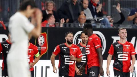 PSG humbet në javën e dytë në kampionat