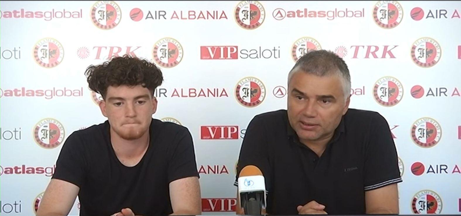 Administratori i Flamurtarit Sinan Idrizi sfidon trajnerin e Skënderbeut Ilir Daja