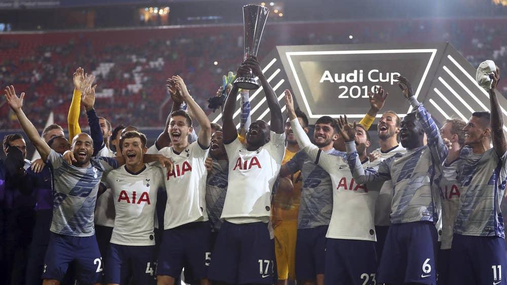 Tottenham fiton trofeun e parë në 11 vjet
