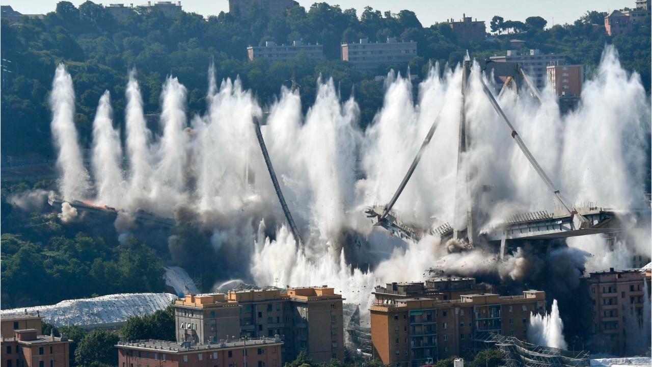 """Ura """"Morandi"""", 1 vit nga tragjedia"""
