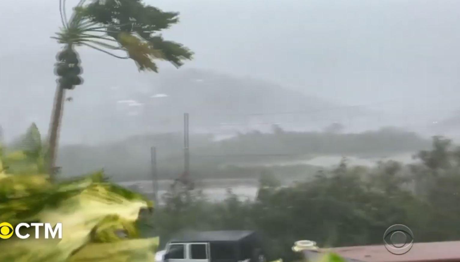 """Uragani shkatërrues """"Dorian"""" pritet të godasë Florida"""