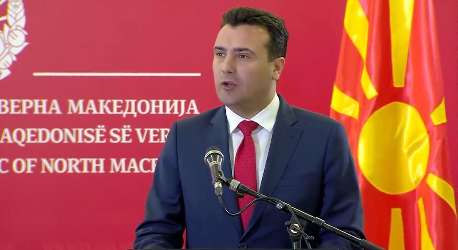 Zaev kërkon falje për gabimet, opozita kërkon aleancë me shqiptarët
