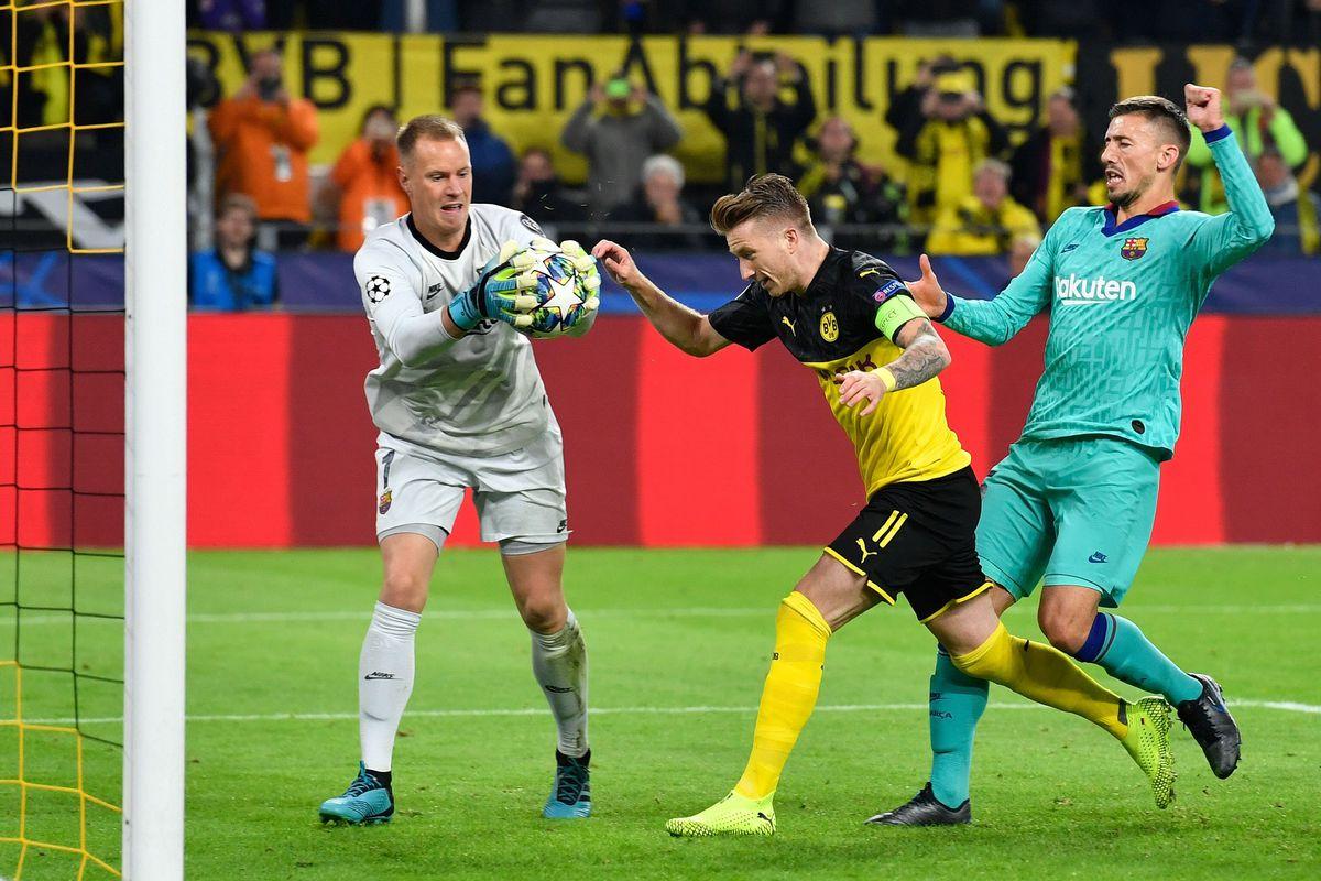 Kritika të ashpra për Barcelonën pas barazimit në Dortmund