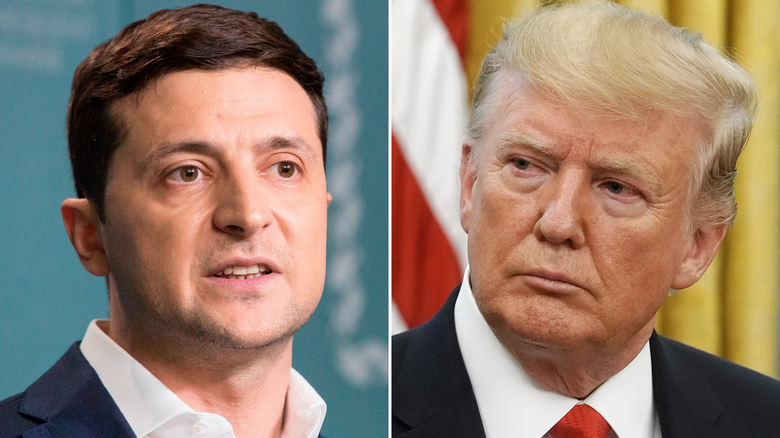 WJS: Trump i kërkoi homologut ukrainas që të hetohet për djalin e Joe Biden