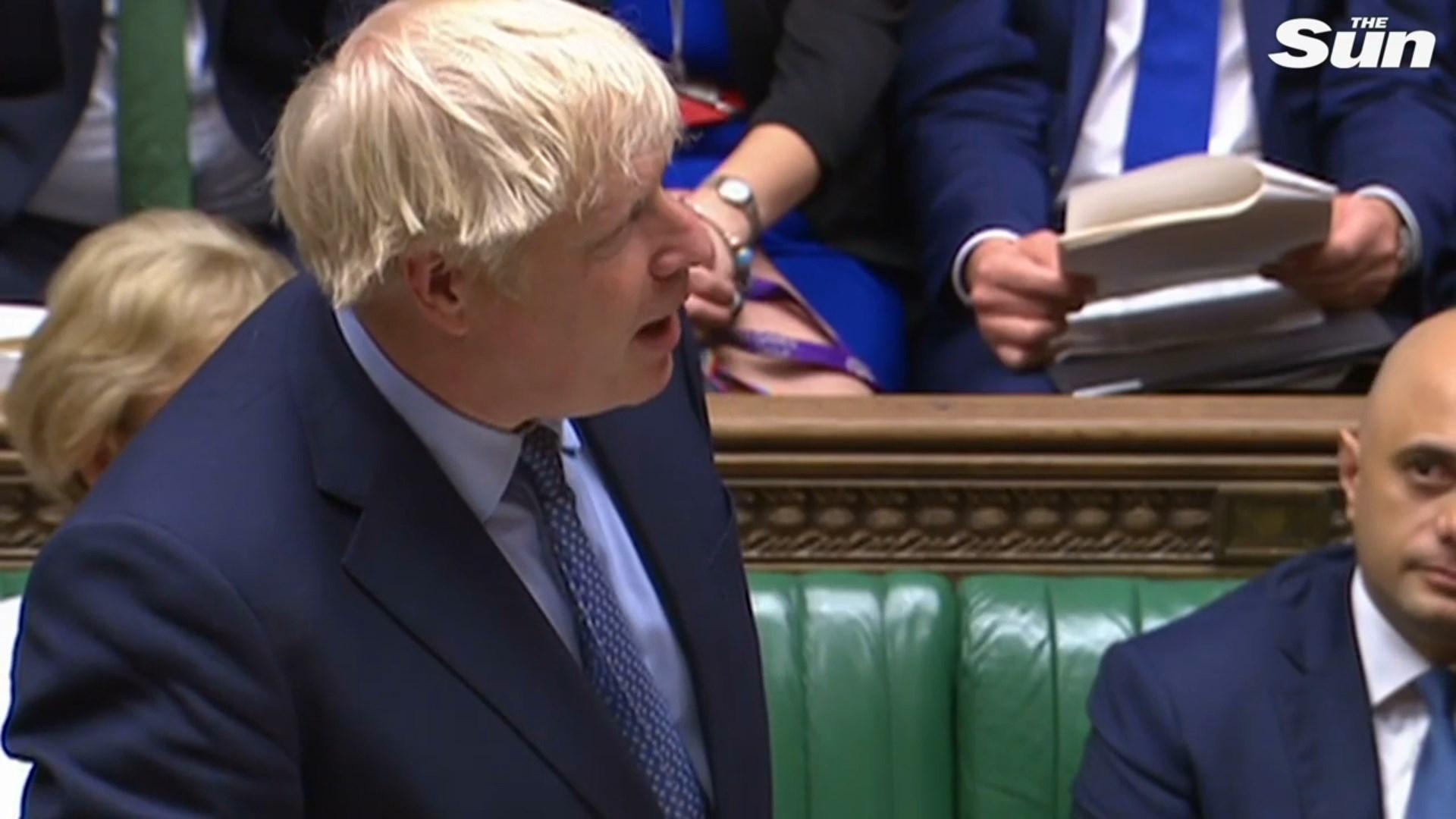 Kritikohet për gjuhën e përdorur në parlament, Johnson mbron fjalorin