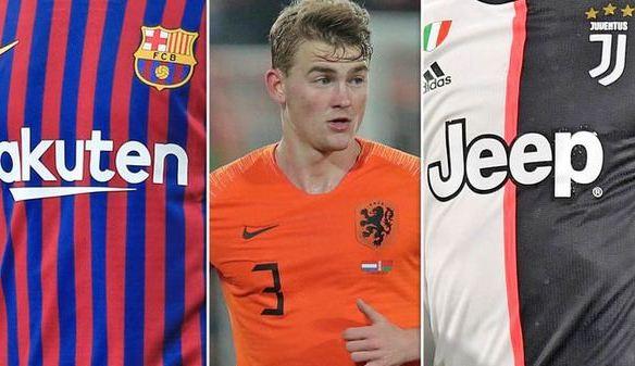 Në Barcelonë janë të bindur: Ja pse De Ligt zgjodhi Juventusin