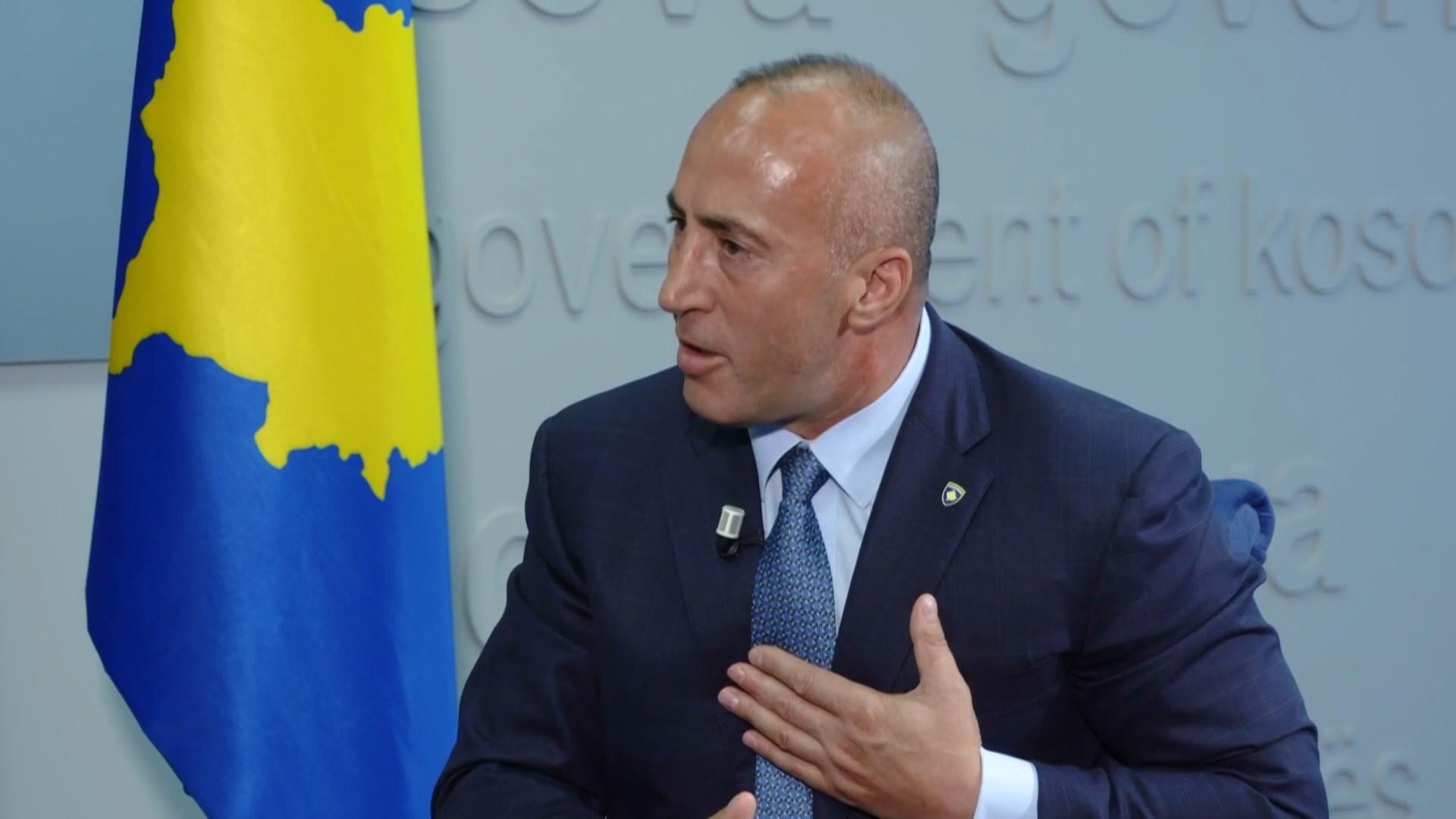 Haradinaj: Marrëveshja me LDK-në është mbyllur