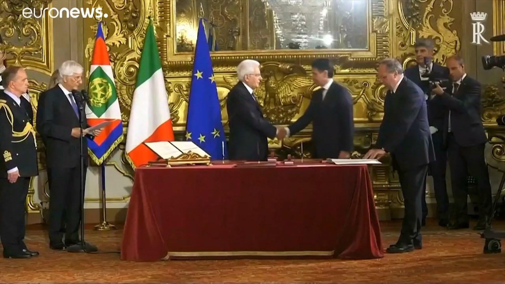 Përbërja e qeverisë italiane, avokatë e profesorë, 4 ministra pa diplomë