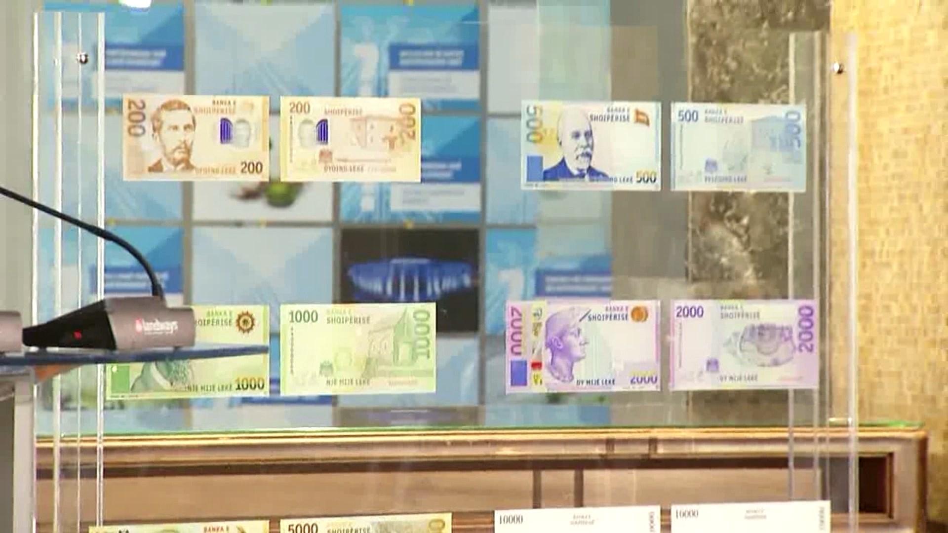 BSH prezanton serinë e re të kartëmonedhave, shtohen elementët e sigurisë