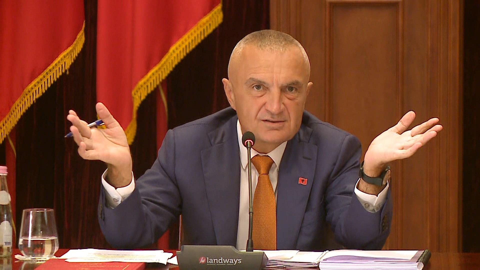 Nesër publikohet qëndrimi i Presidentit për draft opinionin e Komisionit të Venecias