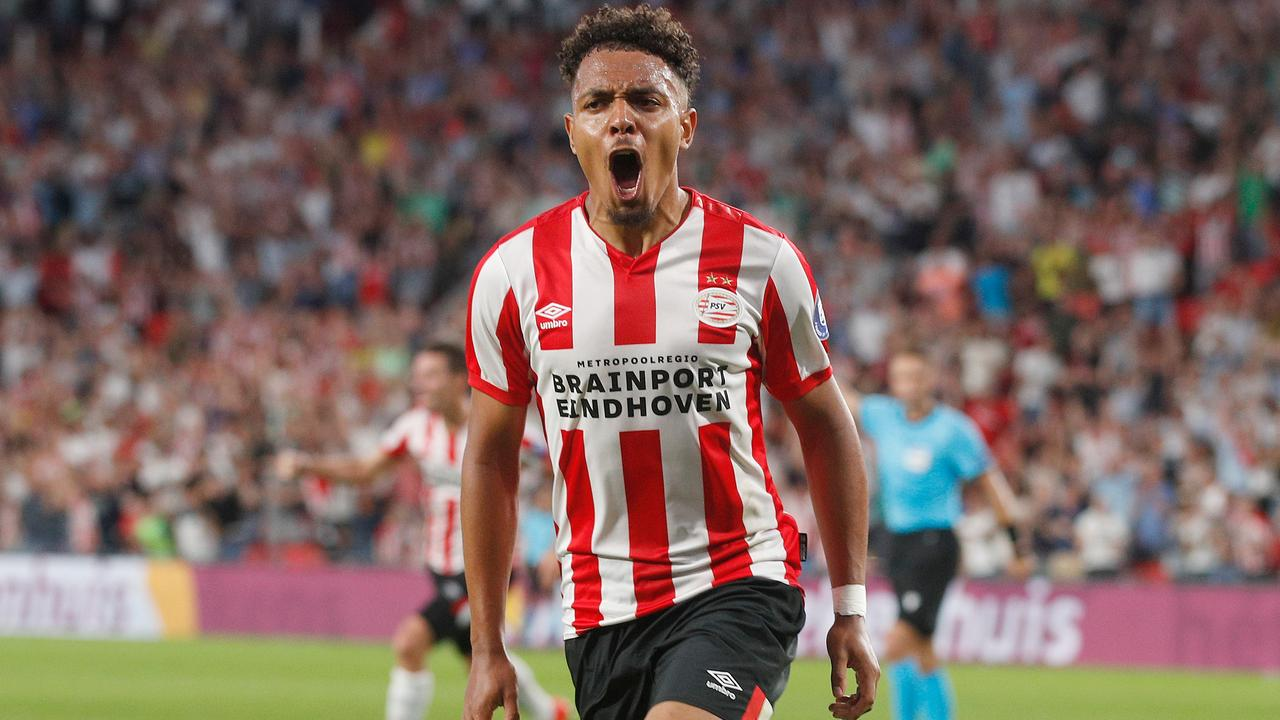 VIDEO | Malen i pandalshëm, talenti shënon sërish për PSV-në