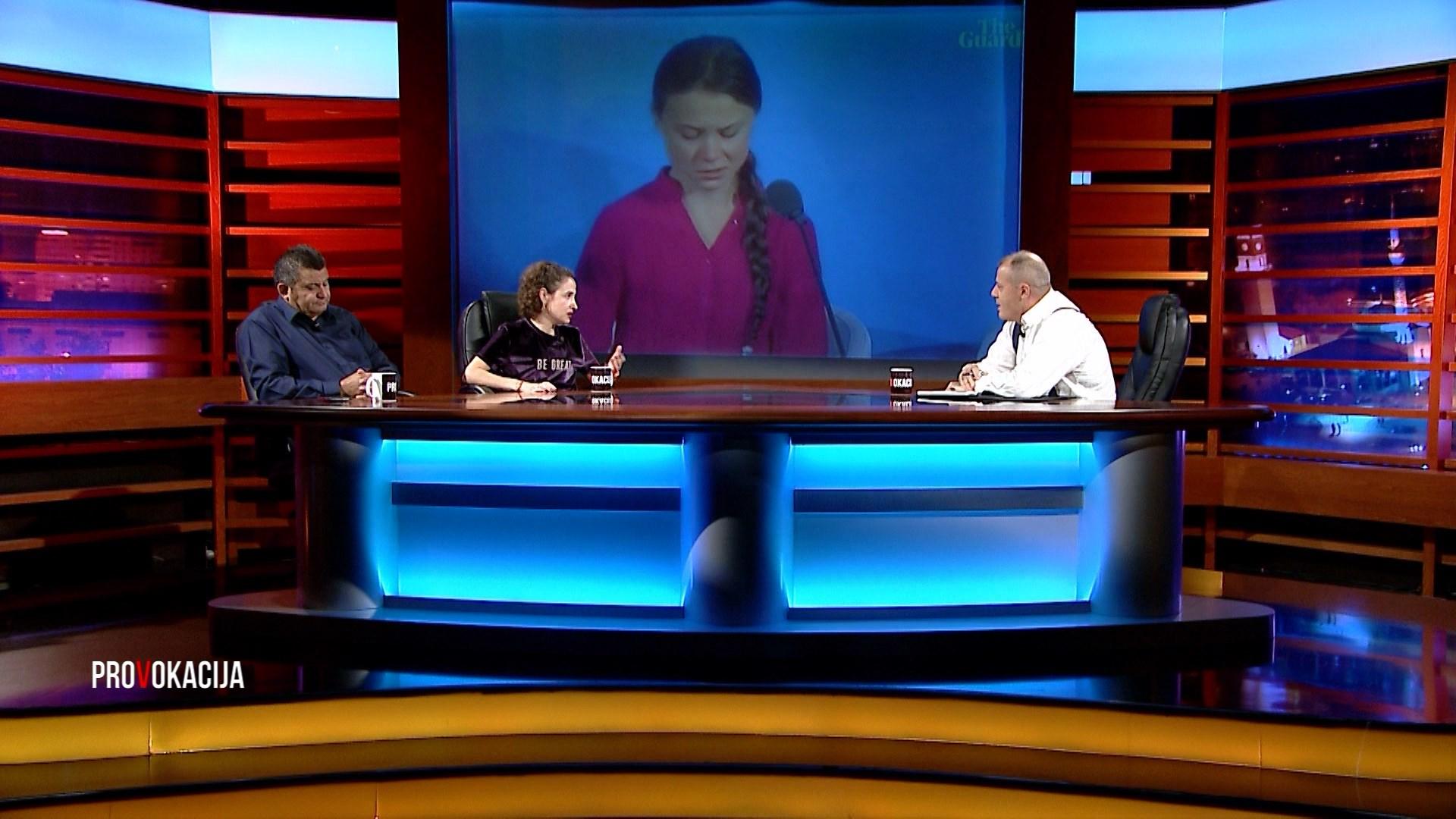 Diskutimet për kauzën e Greta Thunberg, flet Kikia dhe Haxhiu