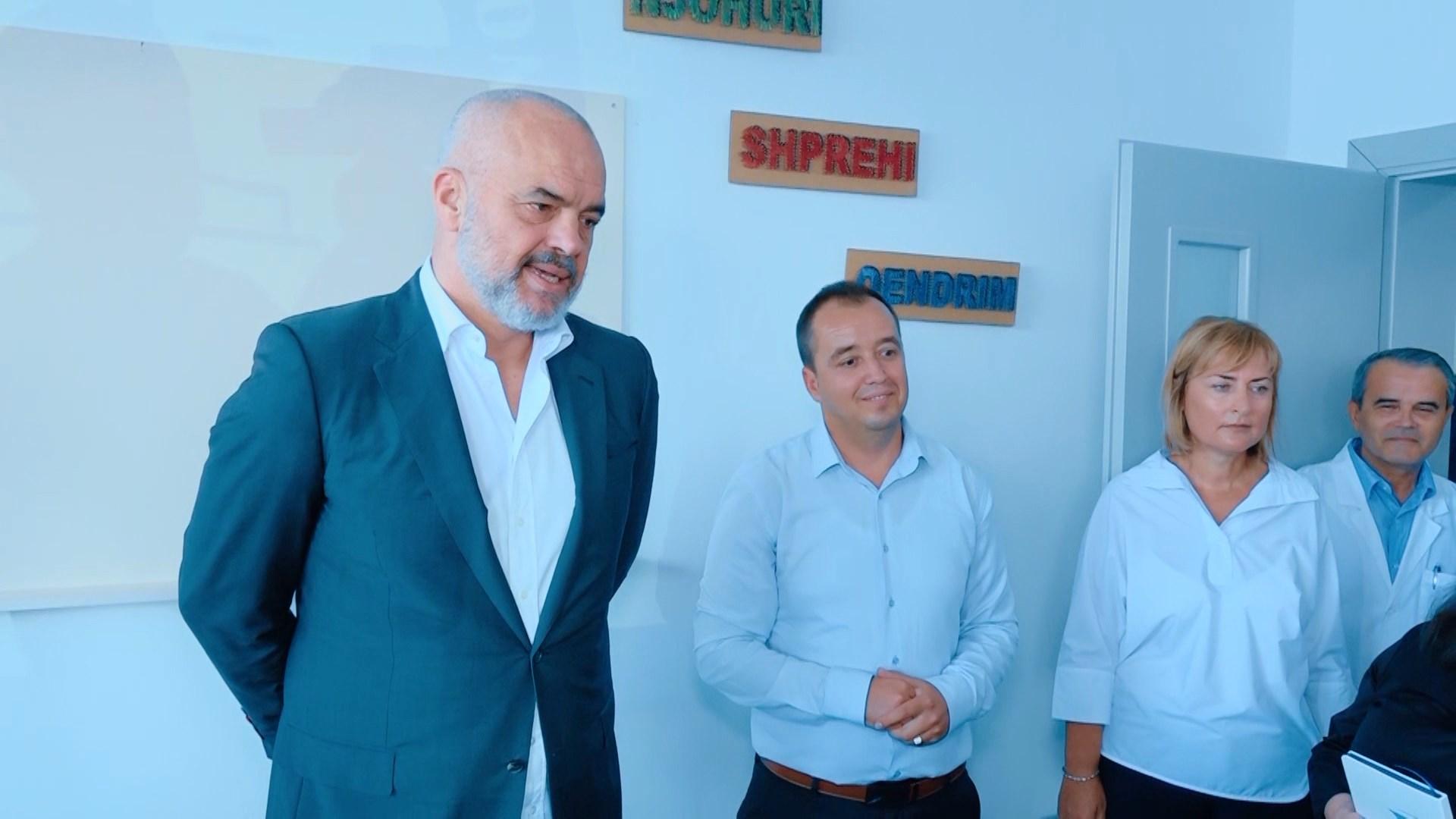 Rama në shkollën profesionale në Durrës: Keni bërë zgjedhjen e duhur