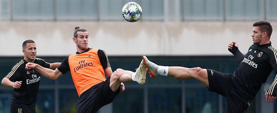 Dhimbje koke për Zidane, tjetër dëmtim te Reali