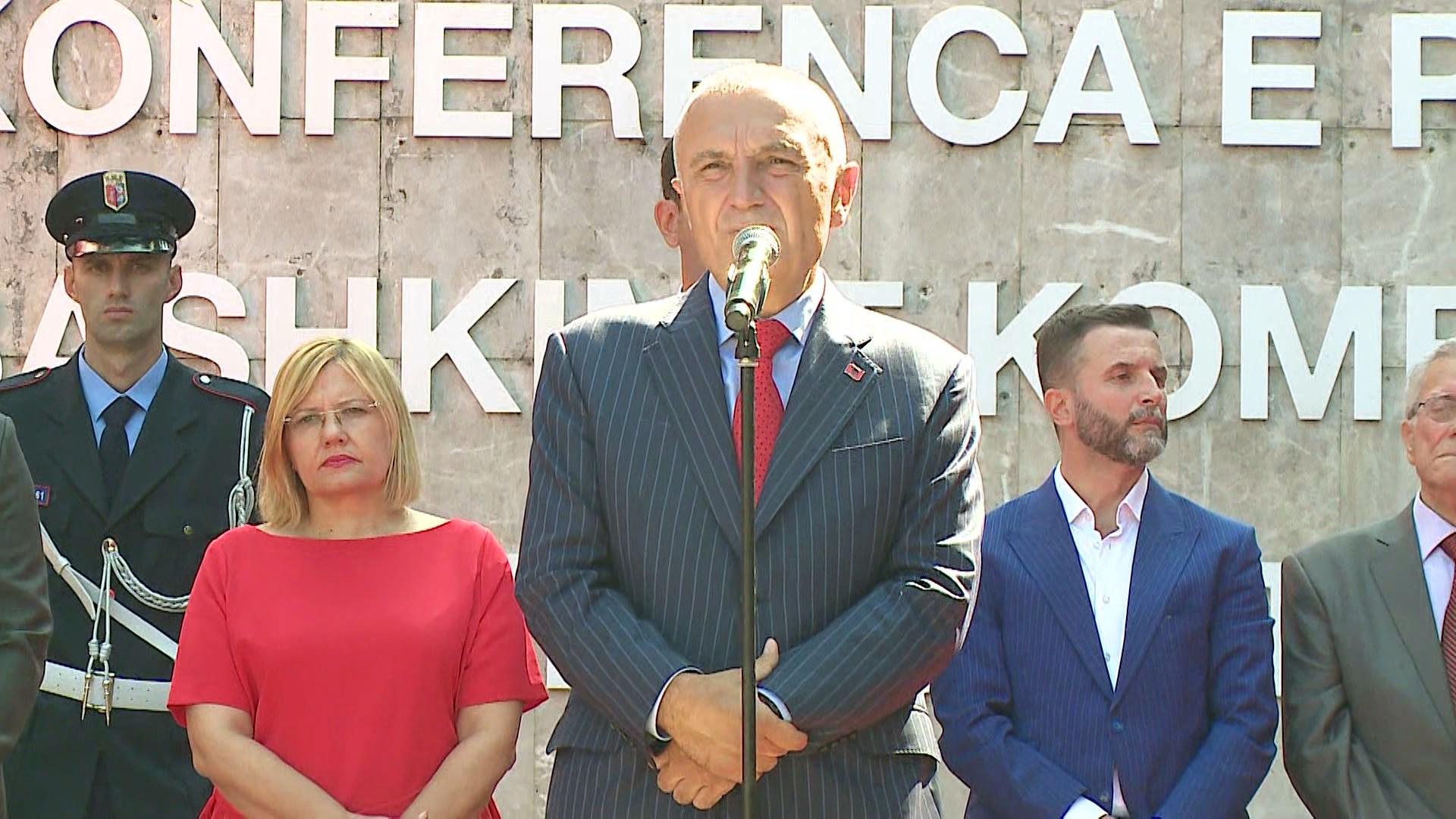 77 vjetori i Konferencës së Pezës, Presidenti e mazhoranca mesazhe për integrimin në BE