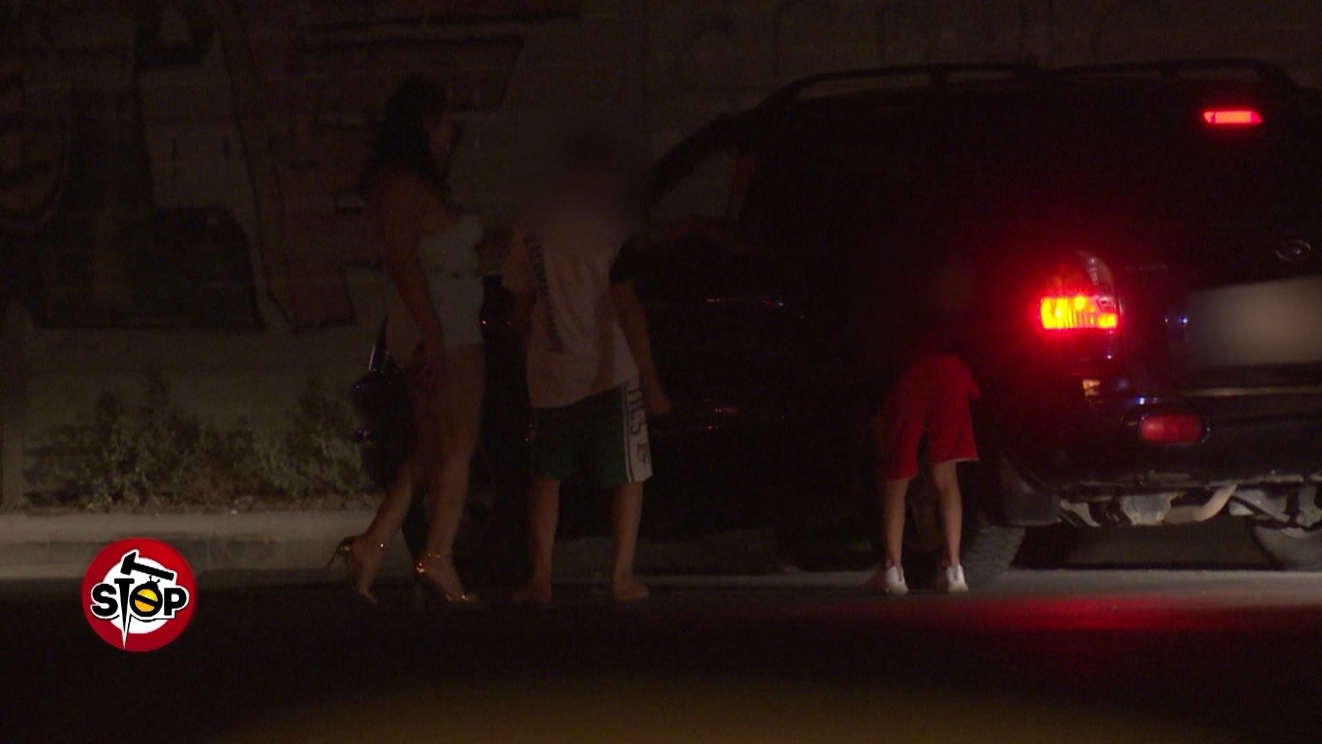 """""""Stop"""" denoncon rastin e një prostitute në Tiranë"""