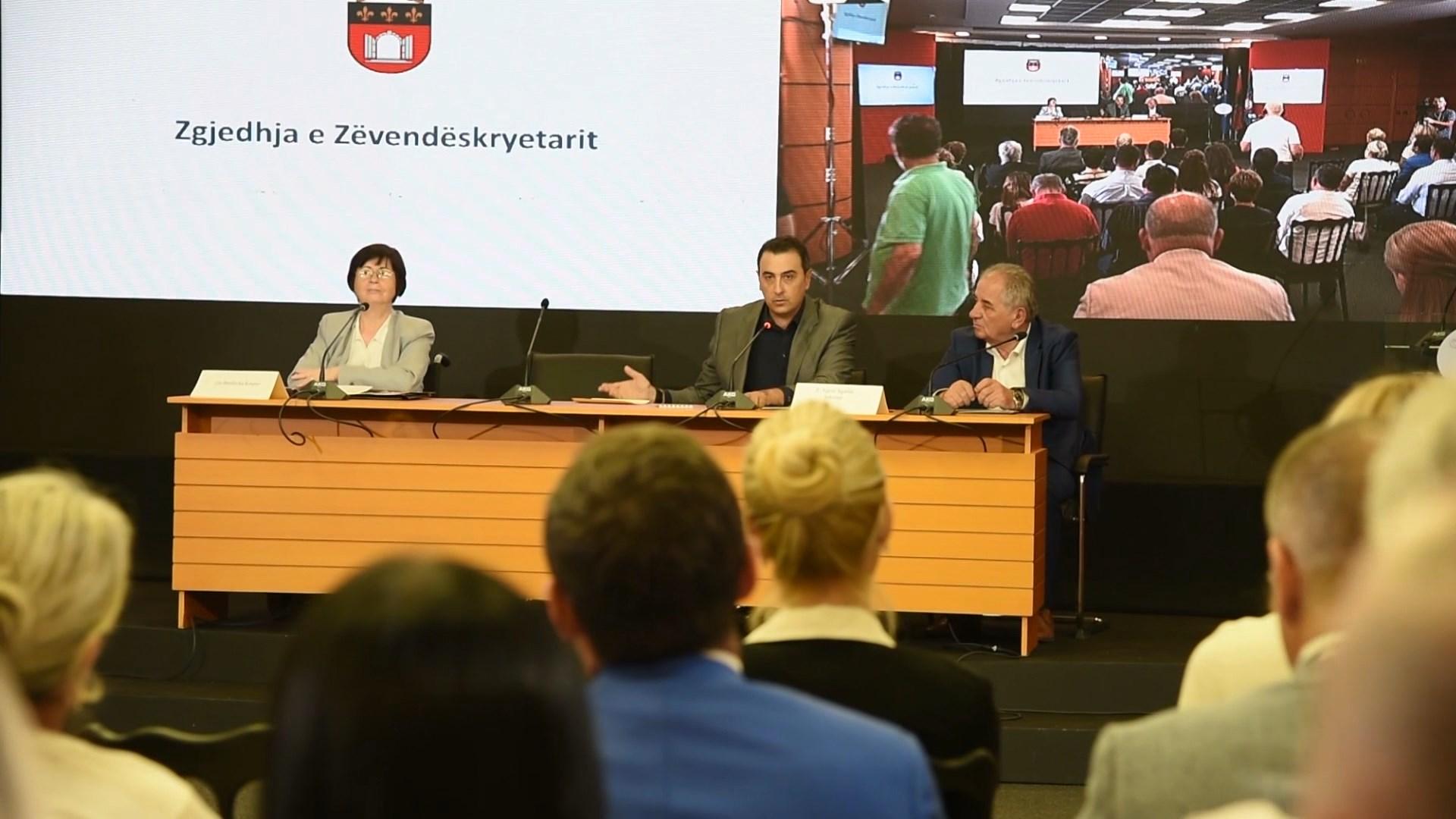 Konstituohet Këshilli i Qarkut të Tiranës, Veliaj: Do të rikonceptojmë shërbimet