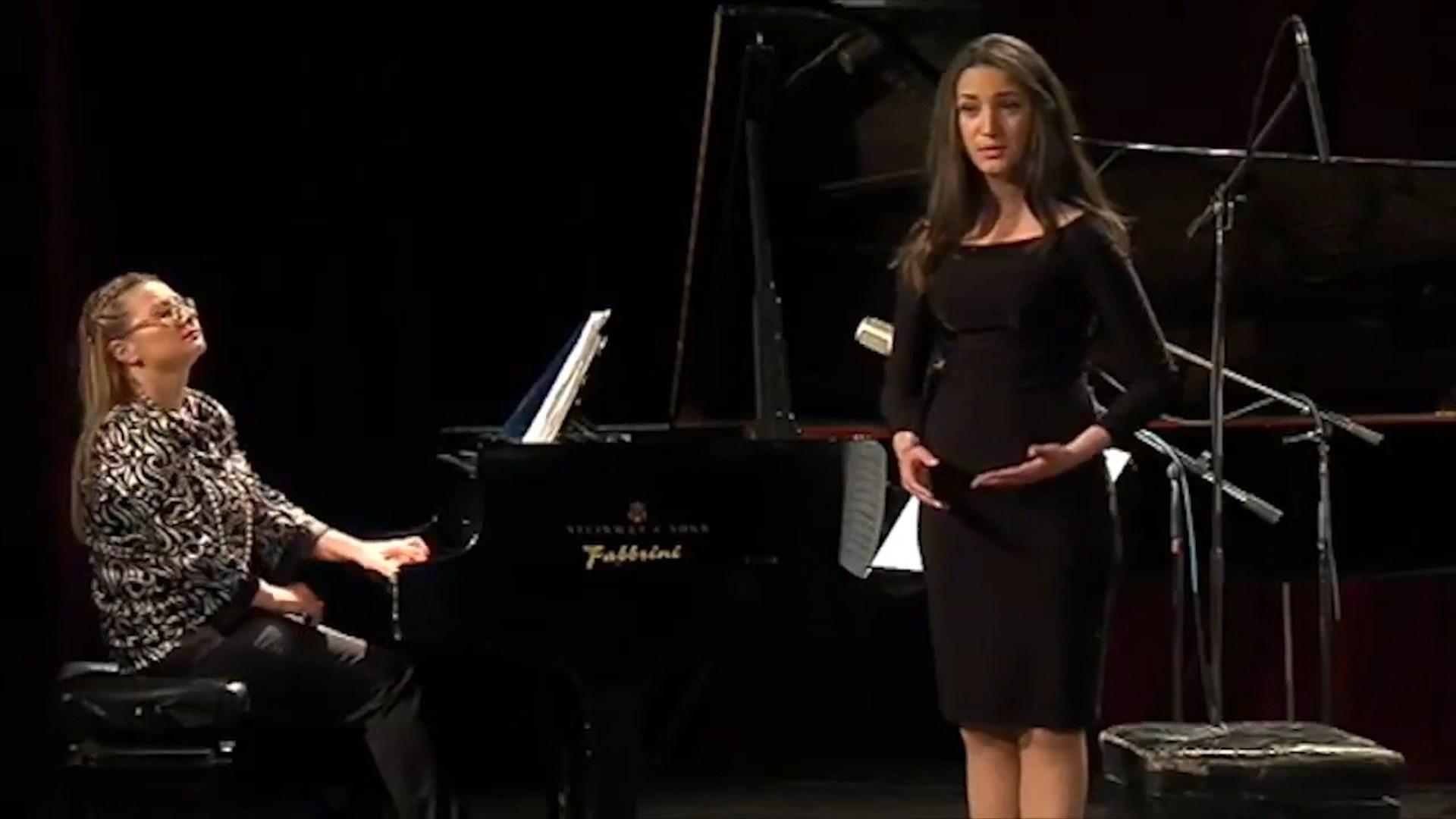 Një yll i ri i muzikës operistike në skenat e botës, shqiptarja Enkeleda Kamani