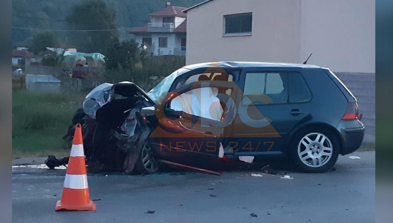 Aksidenti me një viktimë dhe 4 të plagosur në Korçë, arrestohet shoferi