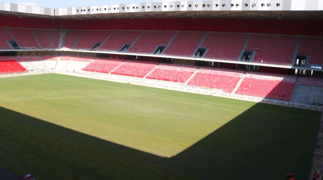Arena Kombëtare, gati për Andorrën në 14 Nëntor