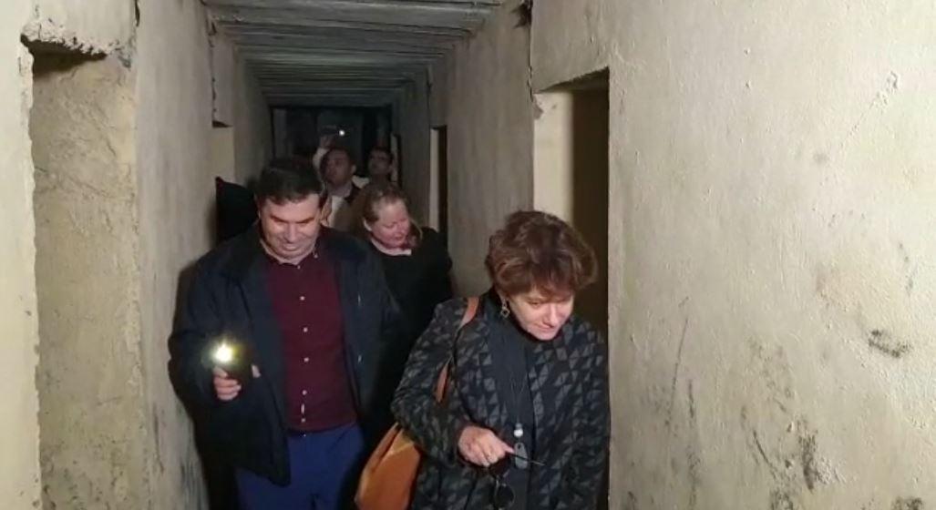 Zyrtarë të Bankës Botërore interes për tunelin e nëndheshëm në Kukës