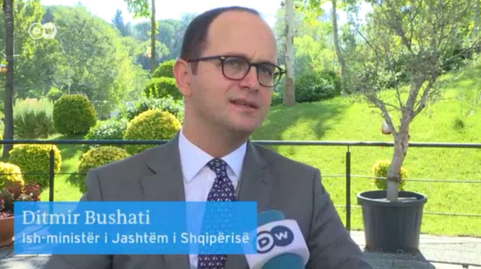 Kushtet e Bundestagut, Ditmir Bushati: Duhet pakt kombëtar për Evropën