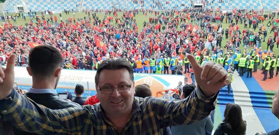 """""""Kryeqyteti ka veç një emër"""", kampioni i kuq ngacmon rivalët e Tiranës"""