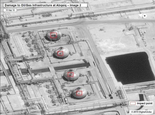 Sulmet ndaj impianteve saudite, identifikohen bazat iraniane nga u nisen dronët